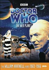 Doctor Who: The Web Planet [New Dvd]