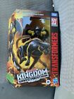 TRANSFORMERS WAR FOR CYBERTRON SHADOW PANTHER WFC-K34 KINGDOM DELUXE