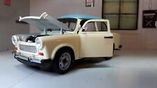G LGB 1:24 Scale Trabant 601 1964 Detailed Diecast Model Car 24037