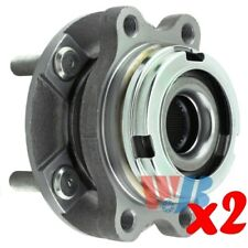 Pack of 2 Front Wheel Hub Bearing Assembly replace 513294 HA590250 BR930655