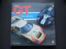 Buch: GT40 Then and Now  NEU