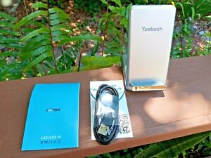 """yootech 7.5W/10W/15W Fast Wireless Charging Stand w/USB cord  """"NO quick adapter"""""""