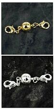Strong Magnetic Clasp Converter Necklace or Bracelet - Easy Clasp Connector K6
