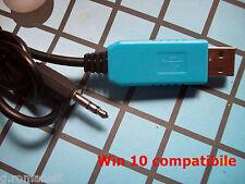 OPC-478 cavo USB programmazione memorie ICOM windows 10