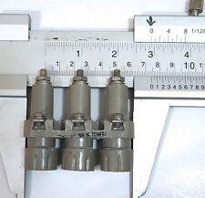 US NAVY 500V 30Amps Brass Fuse holder Marine grade WATERTIGHT NEW
