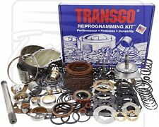 Ford C4 Raybestos High Performance Deluxe Transmission Rebuild Transgo Kit 70-81