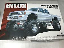 Aoshima 50972 LN107 Hilux Pickup Double Cab Lift Up '94 (TOYOTA) 1/24 scale kit