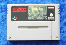 Secret of mana, SNES Super Nintendo jeu