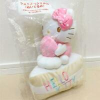 Sanrio Hello Kitty short cake stuffed toy last one prize limited F/S JAPAN