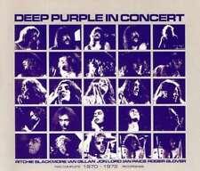 Deep Purple - In Concert 1970-1972 NEW CD