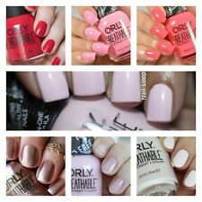 Orly Nail Polish, Orly Breathable Nail Lacquers, Full Size! Buy More & Save!