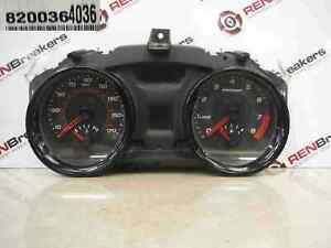 Renault Megane Sport 2002-2008 225 Instrument Panel Dials Clocks Gauges 115K