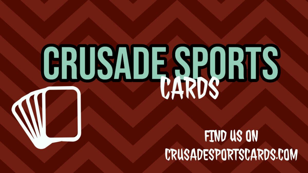Crusade Sports Cards