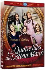 DVD LES QUATRE FILLES DU DOCTEUR MARCH  NEUF DIRECT EDITEUR