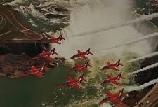 E.T.W Dennis & Sons 474 The Red Arrows Royal Air Force Postcard