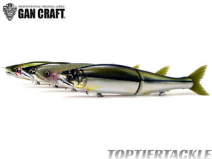 Gan Craft Jointed Claw Magnum 230 Swimbait/Glide Bait - Select Color