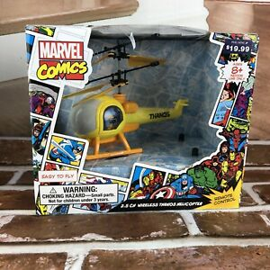 Marvel Comics 2.5 CH Wireless Thanos Helicopter Remote Control Easy to Fly