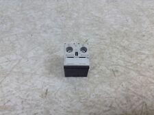 Siemens 3RH1911-1AA01 Auxiliary Contact 3RH19111AA01