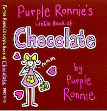 Purple Ronnie's Little Book of Chocolate, Andreae, Giles, Good Book
