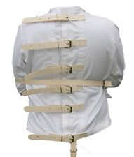 Straight strait  Jacket w/ leather straps extra small