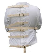Straight strait  Jacket w/ leather straps extra small