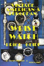 Roy Ehrhardt Book 1 WristWatch American & European Edition Price Guide