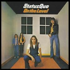 STATUS QUO - ON THE LEVEL D/Rem CD w/BONUS Trax ~ RICK PARFITT ~ 70's *NEW*