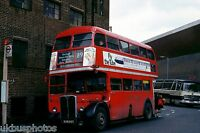 London Transport RT3094 Rennel Street 14th March 1978 Bus Photo