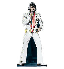 ELVIS PRESLEY - LIFE SIZE STANDUP/CUTOUT BRAND NEW - MUSIC 391