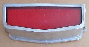 1968 68 AMC AMBASSADOR USED LEFT REAR SIDE MARKER ASSEMBLY.
