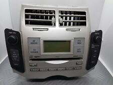 TOYOTA YARIS 1.0 C.C. BENZINA ANNO 2007 RADIO CD ORIGINALE