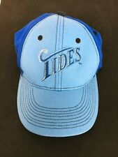 Norfolk Tides Minor League (AAA) Promotional Strapback Hat