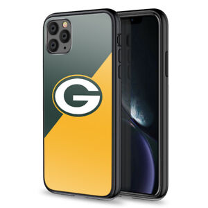 Green Bay Packers Case for Phone 12 11 Pro Max XR ShockProof TPU Phone Cover