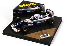 1:43 Williams Renault FW 16 Formel 1 1995 elf Nr.5 Damon Hill - Test Car - Onyx