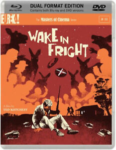 Wake IN Fright Blu-Ray + DVD Nuovo Regione blu ray : B DVD: 2