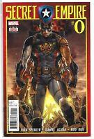 Secret Empire #0 Vol.1 (2017) Regular Edition Cover Marvel Comics NM
