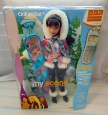 2003 Mattel My Scene Chillin Out Nolee Barbie Doll New in Box