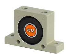 1PC New PNEUMATIC BALL VIBRATOR K13 Free Muffler