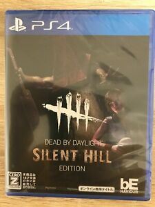 Dead by Daylight Silent Hill Edition Official Japanese Version Sony PS4 NEW