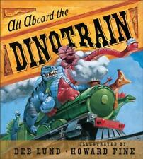 All Aboard the Dinotrain (Audio CD, 2011) Usually ships within 12 hours!!!