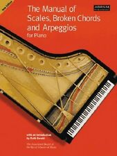 ABRSM The Manual Of Scales, Broken Chords and Arpeggios For Piano