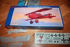 Glencoe Models Austro-Hungarian Albatros 1:48 Scale