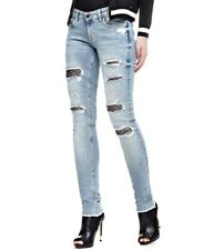 Ebay Guess Skinny Jeans Slim Da Donna XpxS7a