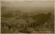 SNOWDON Snowdon Postcard CAERNARFONSHIRE Judges Ltd.