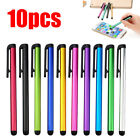 10x Capacitive Touch Screen Stylus Pens For IPad Air Mini iPhone Samsung Tablet