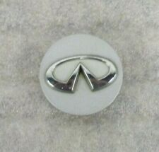 Infiniti wheel center caps hubcap part# 40342-AU510 OEM Silver 54.10mm wide IN