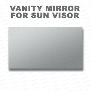 Car Vanity Mirror, Self Adhesive for Sun visor interior