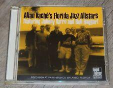 Allan Vache's Florida Jazz Allstars  ft Johnny Varro & Bob Haggart. 1997 CD