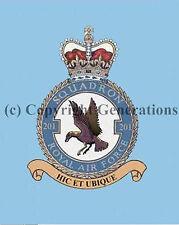 ROYAL AIR FORCE 201 SQUADRON  COASTER