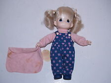 Precious Moments Doll with tag - Cindy 1441-publishers Clearing house